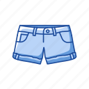 clothing, denim, denim short, fashion, female short, garment, trouser short