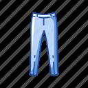 clothing, fashion, garment, men's short, pants, short icon