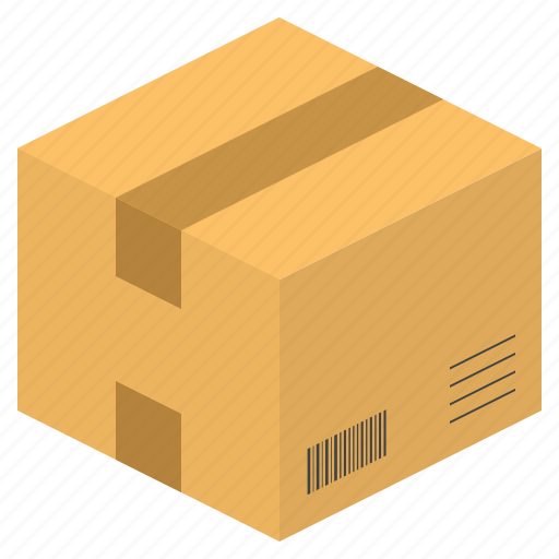 box, cargo, delivery, logistic, parcel, send, shipping icon