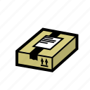 delivery, package, parcel icon