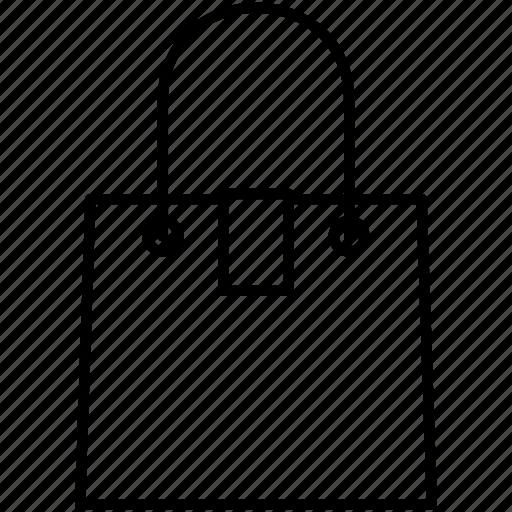 bag, buy, gift, purchase, shop, shopping, tote bag icon