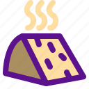 cheese, food2, france, gorgonzola icon