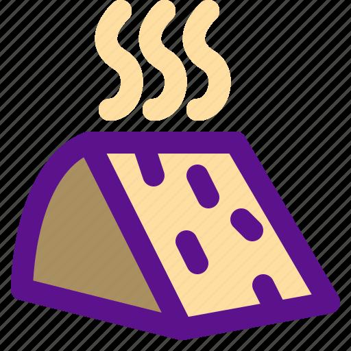 cheese, food2, france, gorgonzola icon