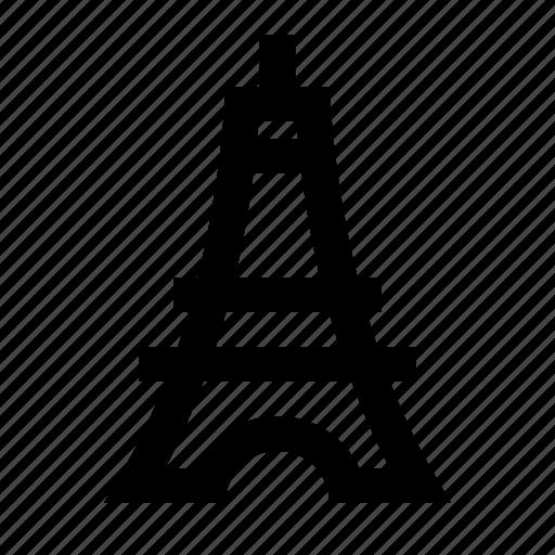 culture, eiffel, france, landmark, paris, tower, travel icon