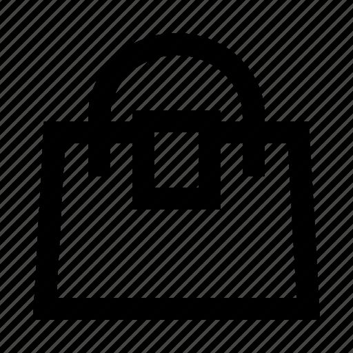 bag, culture, handbag, paris, shop, shopping icon