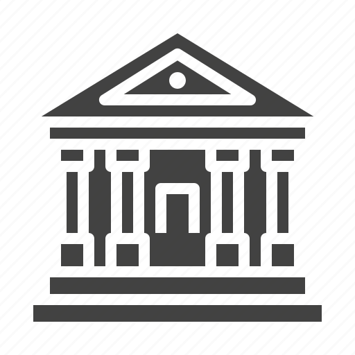 Architecture, bank, building, landmark, museum, palace icon - Download on Iconfinder