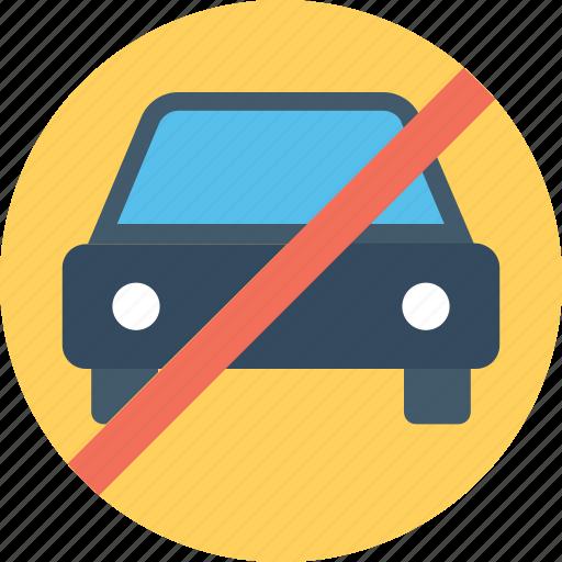 no car, no car parking, no car parking sign, no parking, no parking symbol icon