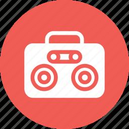 audio tape, audiotape, music, reader, tape icon