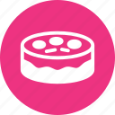 birthday, cake, party, pie icon