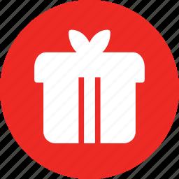 birthday, box, celebration, gift, party icon