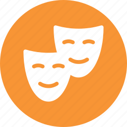 halloween, mask, masks, party icon