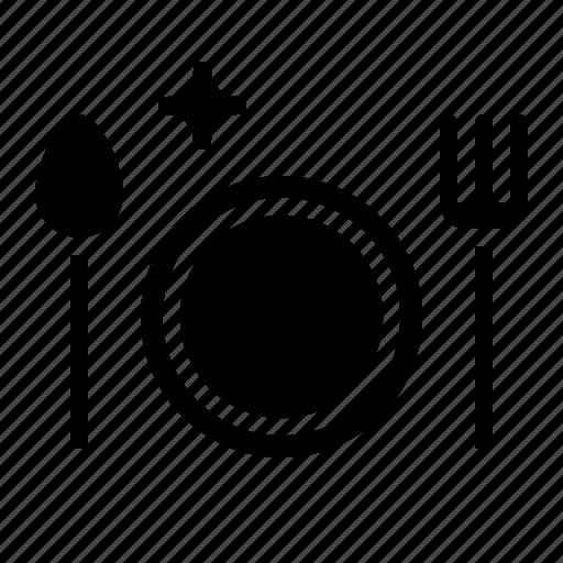 Breakfast, cutlery, dinner, dish, restaurant icon - Download on Iconfinder