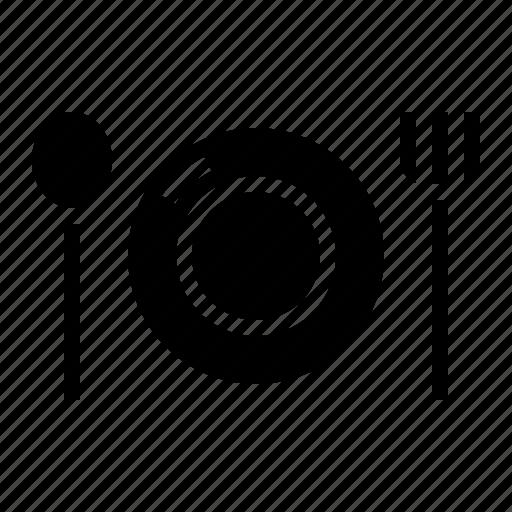 Cutlery, dinner, dish, food, restaurant icon - Download on Iconfinder