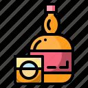 alcohol, alcoholic, drink, pub, whisky icon