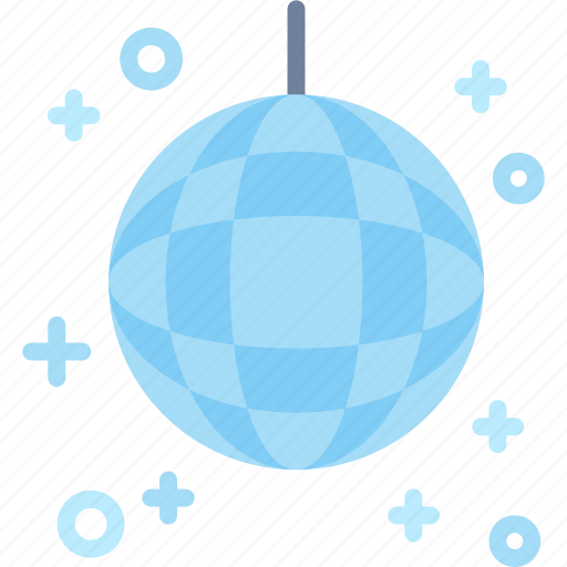 Ball, disco, entertainment, mirror, music, party, shiny icon - Download on Iconfinder