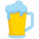 alcohol, bar, beer, beverage, drink, glass, pub icon