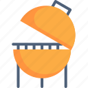 barbecue, bbq, cooking, food, grill, meat, party icon