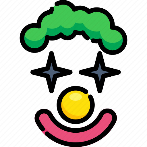 Character, fun, funny, happy, joker, laugh, smile icon - Download on Iconfinder