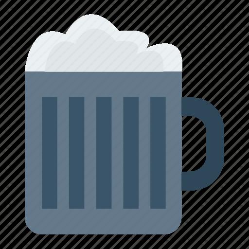 Beer, cup, drink, mug, wine icon - Download on Iconfinder