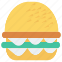 bun, burger, eat, food, meal icon