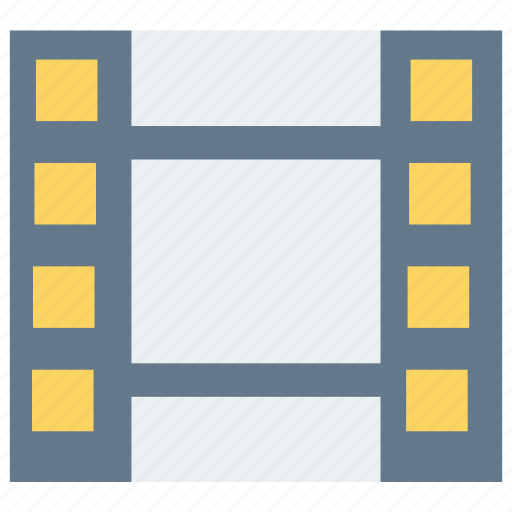 camera, cinema, film, movie, reel icon