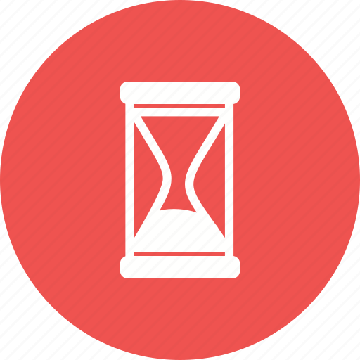 clock, glass, hour, hourglass, sand, sandglass, time icon