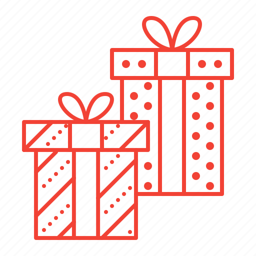 birthday, celebration, gifts, party, presents icon