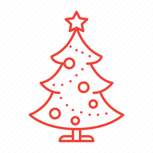 Christmas, new, party, tree, year icon - Download on Iconfinder