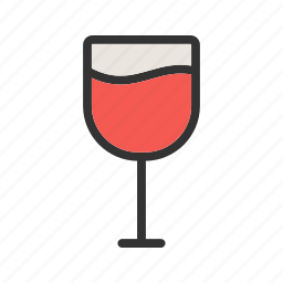 cocktail, cocktails, cosmopolitan, drink, glass, summer, wine icon