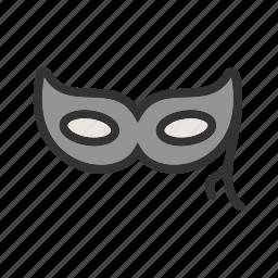 carnival, eye, eyes, face, hero, mask, super icon