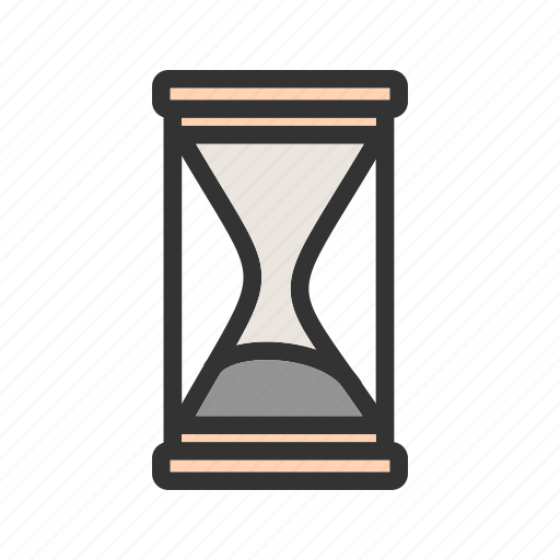 clock, glass, hour, hourglass, sand, sandglass, time icon