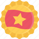 alcohol, bar, bottle, cap, club, holiday, party icon