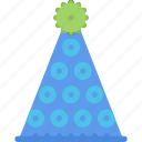 alcohol, bar, cap, club, holiday, party icon