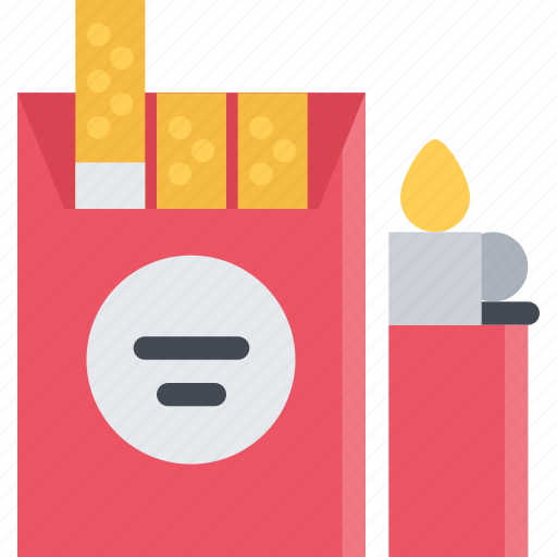 alcohol, bar, cigarettes, club, holiday, party icon