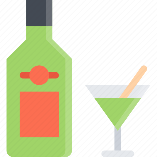 alcohol, bar, club, holiday, martini, party icon