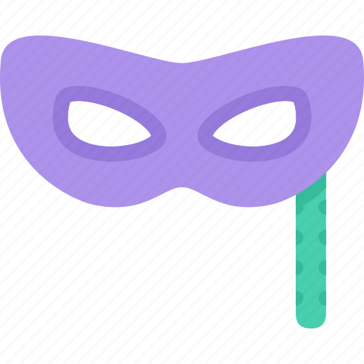 alcohol, bar, club, holiday, mask, party icon