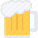 alcohol, bar, beer, club, holiday, mug, party icon