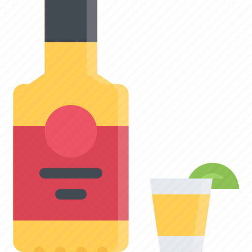 alcohol, bar, club, holiday, party, tequila icon