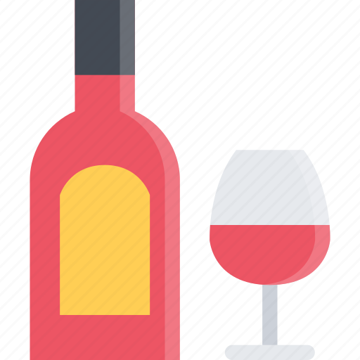 alcohol, bar, club, holiday, party, wine icon