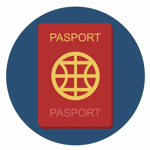 citizen, country, identity, passport, person icon