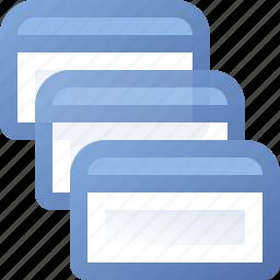 application, cascade, window icon