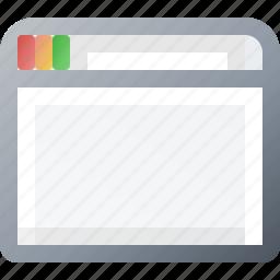 application, osx, window icon