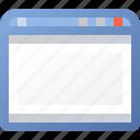 application, window, xp icon