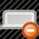 delete, tab icon