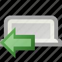 previous, tab icon