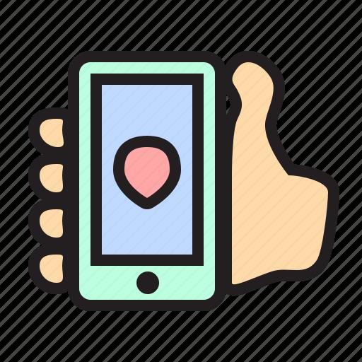 app, application, cellphone, development, mobile, phone icon