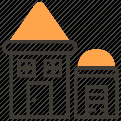 asset, building, finance, loan, pawnshop icon