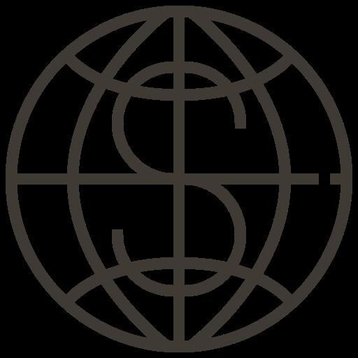 cash, coin, dollar, global, loan, money, pawnshop icon