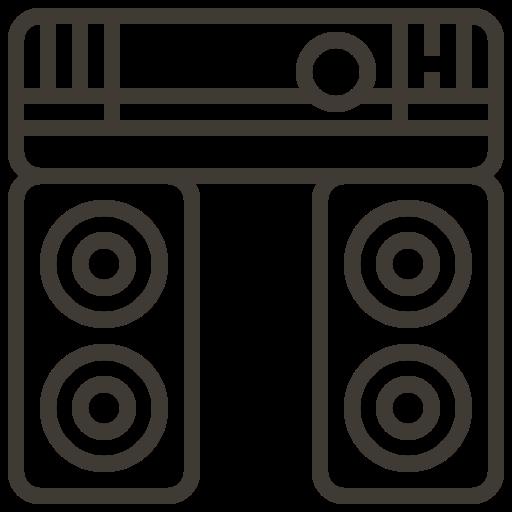asset, loan, multimedia, music, pawnshop, sound, speaker icon