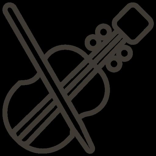 asset, instrument, loan, music, pawnshop, violin icon